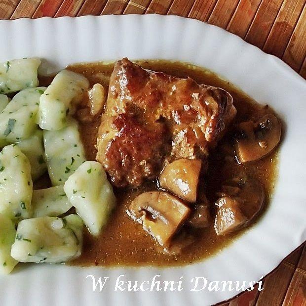 Biodrówka Wieprzowa Duszona Kuchnia Polska