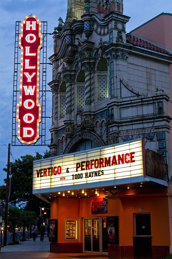 Kickstarted: Hollywood Theater, Non Profit Organization In Portland Oregon  Is Looking For Backers To
