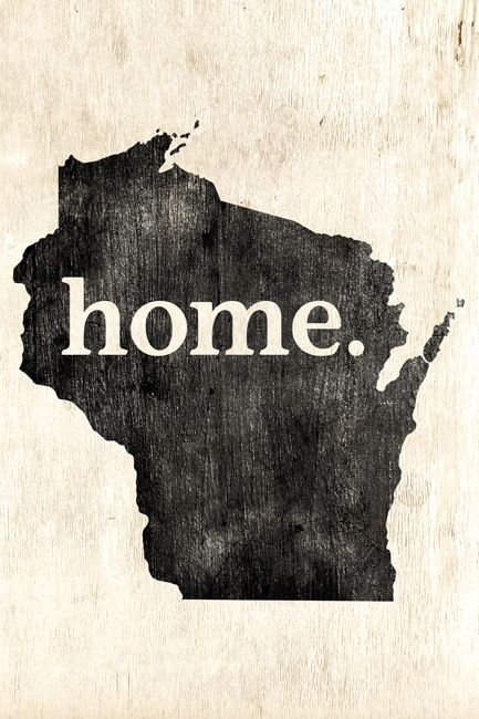 <3 Wisconsin Home Poster Print <3 (http://www.keepcalmcollection.com/wisconsin-home-poster-print/)