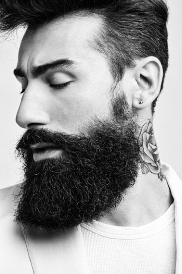 Perfect Beard and Hairstyle Looks For Men (1)