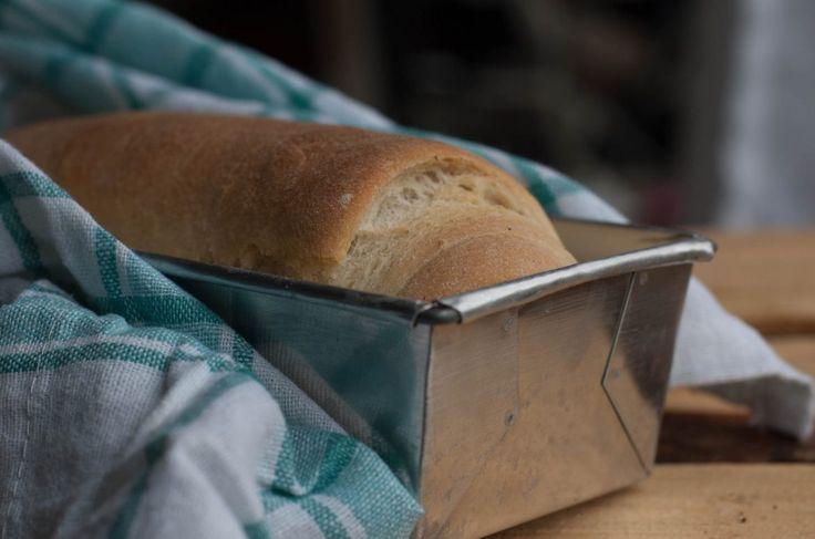 Pão branco feito sem ingredientes de origem animal. Descomplicado, uma massa com poucos ingredientes que resulta em um pão super fofinho #acasaencantada #fácil #massa