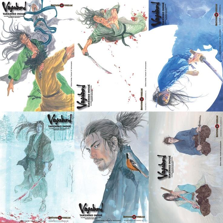 Musashi and Koujiro