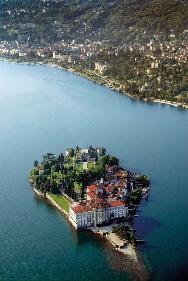 Isola Bella, northern Italy