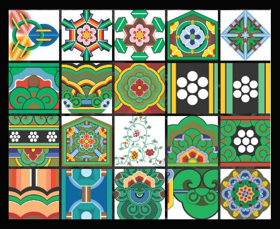광명시블로그, 광명시청블로그 :: 전통의 색을 짓다 - 문화재청 단청 전문위원, 단운 김한옥 선생님