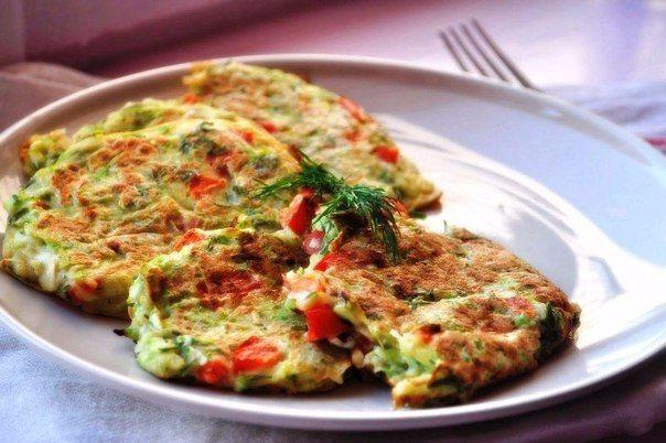 Dietary Pancakes From Zucchini Recipe