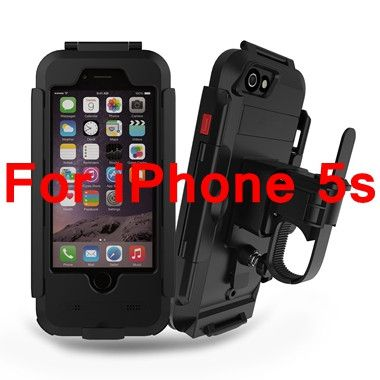Waterproof Bicycle Phone Holder Phone Stand Support for iPhone7 5s 6s Motorcycle GPS