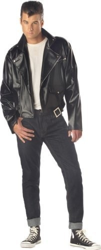 A Grease Movie Halloween Costume is one of the fun costumes to put together for men women and ...