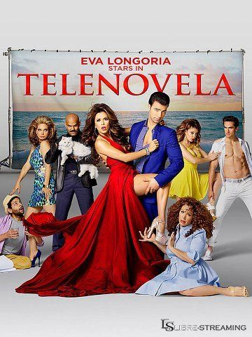 Telenovela ran on NBC unfortunately for only the one season but i thought it was fantastic. Very Funny and I Love Eva Longoria