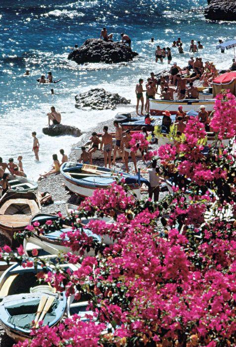 In the Spirit of Capri by Pamela Fiori
