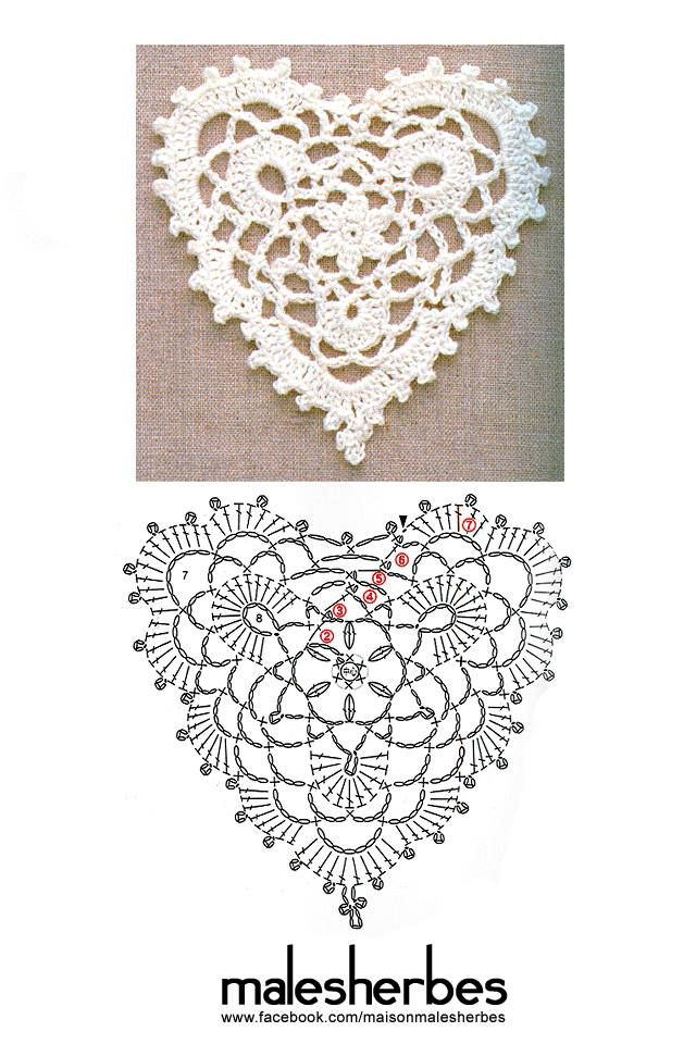 Crochet pattern special valentine   (this will not take you to a website! It is the graphic only)