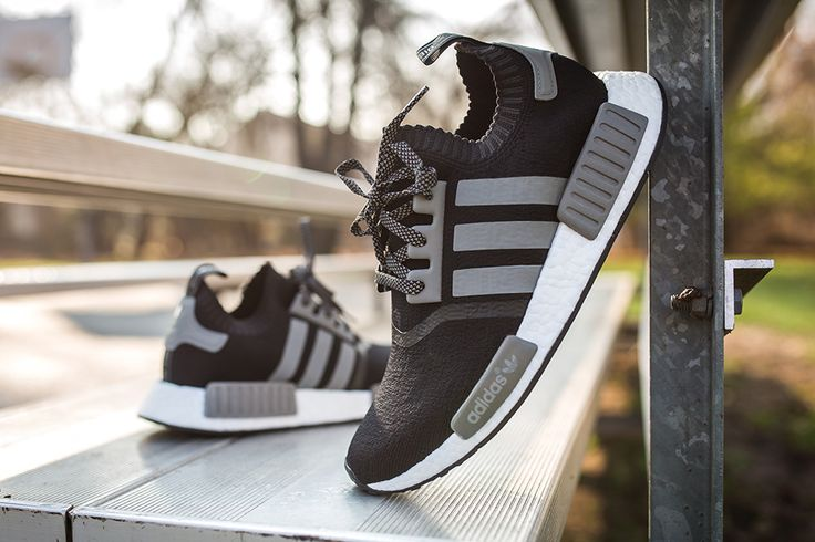 black adidas womens shoes nmd