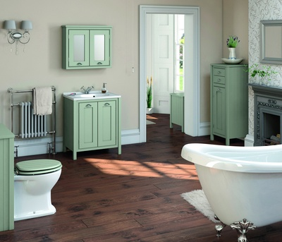 Moods painted furniture collection, combines elegance and practicality!: Paintings Furniture, Bathroom Furniture, Paintings Ideas, Ideas Gray, Bathroom Ideas, Shabby Chic Bathroom, Gray Inspiration, Bathroom Style, Bathroom Paintings