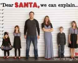 Looking for an unusual family photo for your annual holiday card? Take a look at these 5 funny Christmas photo ideas for some inspiration. These...