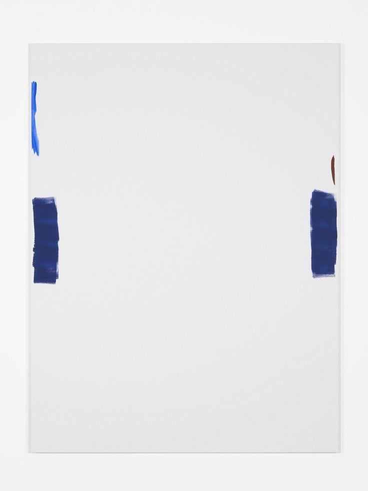 Michael Krebber - MP-KREBM-00089, acrylic on canvas, 200 x 150 cm, 2015