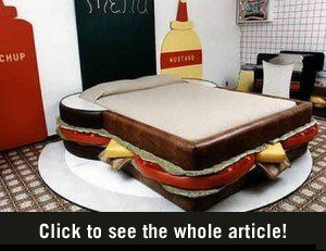 Crazy Beds 24 best crazy beds images on pinterest | 3/4 beds, awesome beds