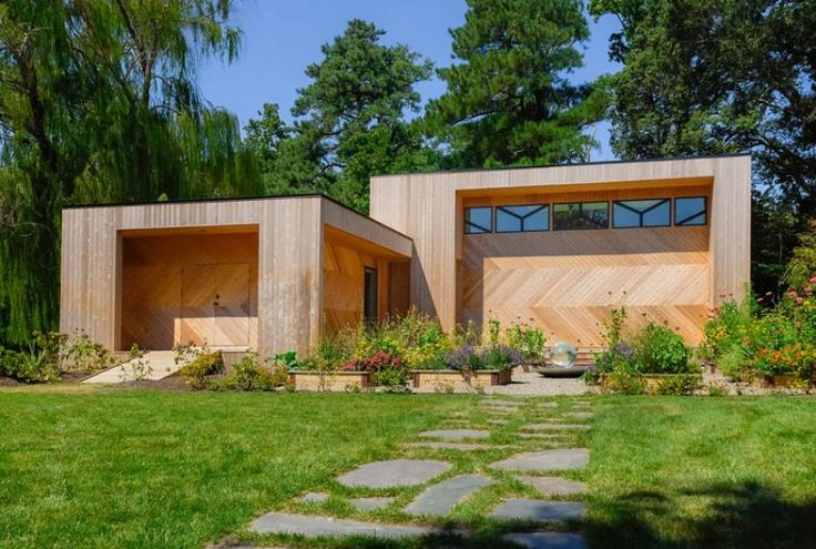 Fisher Studio Contemporary Building by Shawn Ewbank