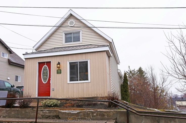 SOLD!!!   ROCKLAND.  Cute as a button this home has 1 bd + a loft.  Charming and cozy, close to all amenities in Rockland!