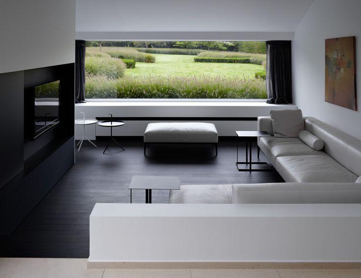 minus interieurarchitecten / huis verbrughe, ingelmunster