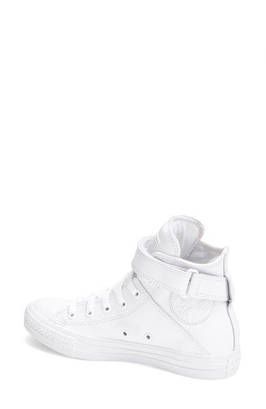 Converse Chuck Taylor® All Star® 'Brea' Leather High Top Sneaker (Women)