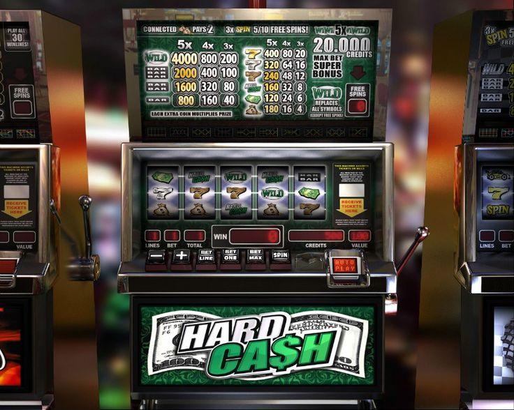 Hard Cash! Classic 5 reel slot! For more games, register http://casino-goldenglory.com/