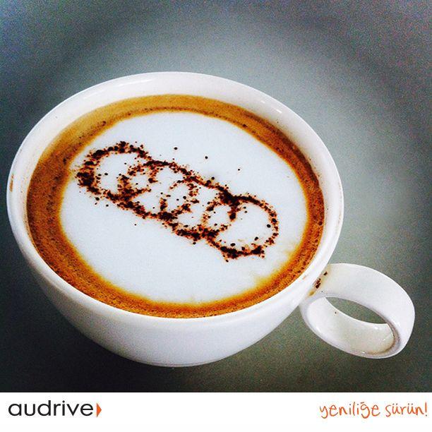 İyi haftalar! Her görüşünüzde kalbinizin daha hızlı atmasına sebep olan Audi logosunun anlamını biliyor musunuz? :)