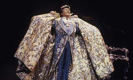 A Liberace film too gay? No such thing