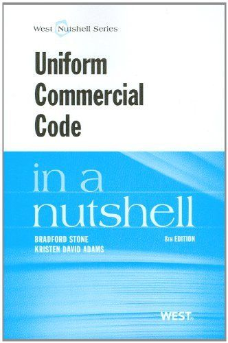 an introduction to the uniform commercial code ucc Planned changes to import, export and storage procedures following the introduction of the union customs code (ucc.