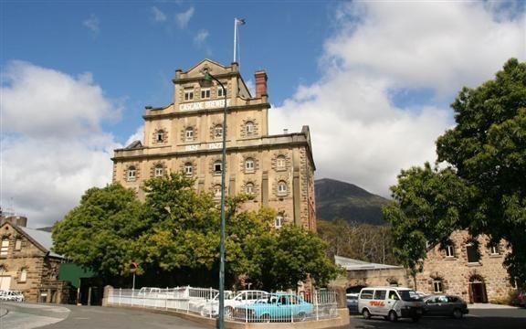 Cascade Brewery, South Hobart, Tasmania.