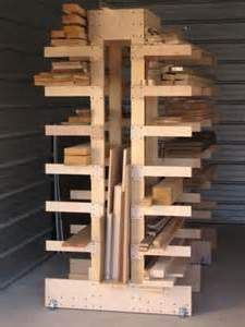 Lumber Storage Rack - Bing Images