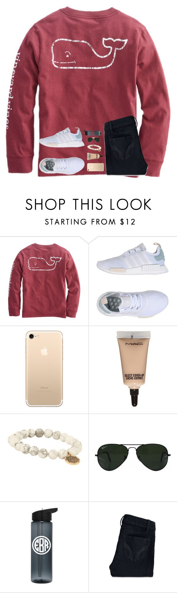 """these shoes.woah.///super bowl"" by hgw8503 ❤ liked on Polyvore featuring adidas Originals, MAC Cosmetics, ALDO, Ray-Ban and Hollister Co."