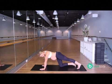loved this video prenatal core exercises she shows great