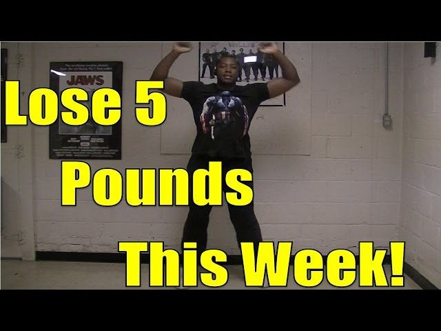 Easier 10 minute jumping jack workout: https://www.youtube.com/watch?v=7w6M4bOXJ_s    More Weight Loss Workouts: https://www.youtube.com/playlist?list=PLF52868D2E6449DE0    ***********************************    How to lose 5 pounds this week doing this j