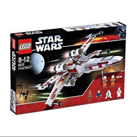 Star Wars A New Hope X-Wing Fighter Set LEGO 6212