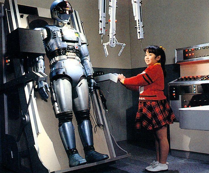 """時空戦士スピルバン """"Kido Keiji Jiban"""" 1989"""