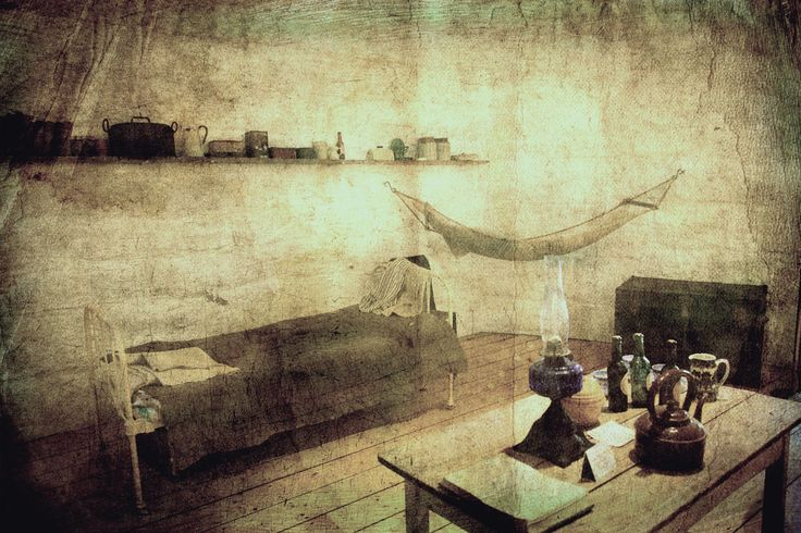 James Joyce room, Dun Laoghaire, Ireland - null