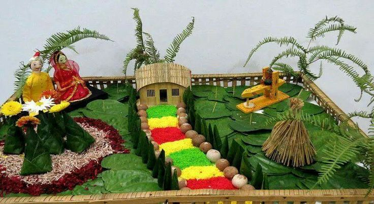 Very creative and an awesome piece of Paan-Chini decorations. Love it!
