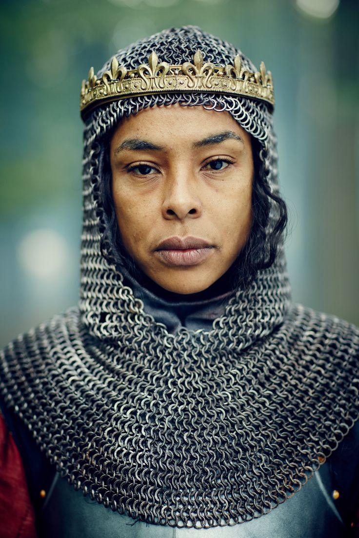 SOPHIE OKONEDO IS QUEEN MARGARET IN 'THE HOLLOW CROWN: THE WARS OF THE ROSES' (ON PBS DEC 11-25)