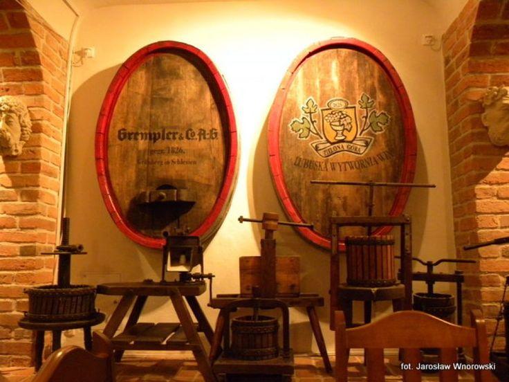 Zielona Góra - Muzeum Wina