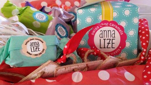 Gift hamper prettiness www.anna-lize.co.za