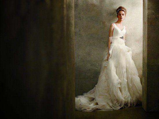 Свадебное платье White by Vera Wang