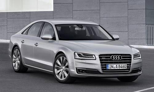 #Audi #A8. Le progrès est un art. Son expression prend la forme d'un véhicule d'exception.