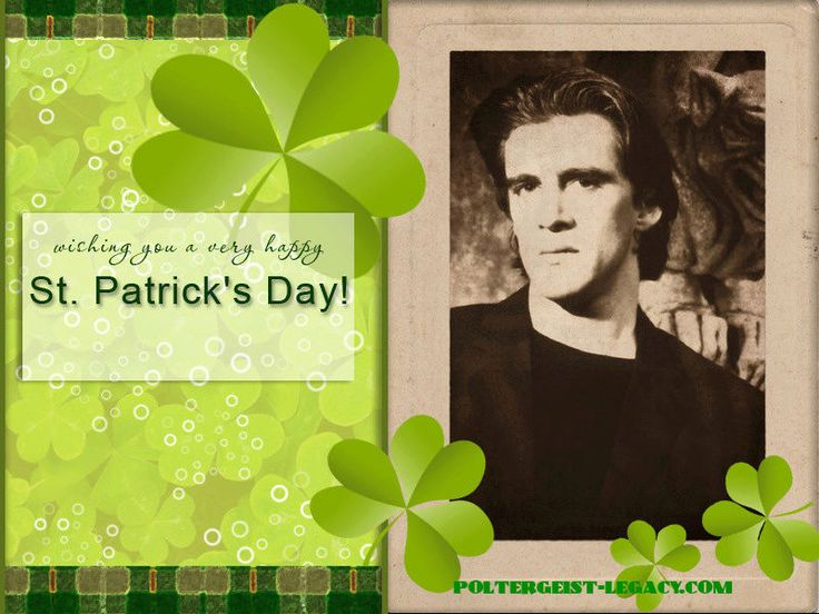 St. Patrick's Day in Poltergeist The Legacy with Philip Callaghan