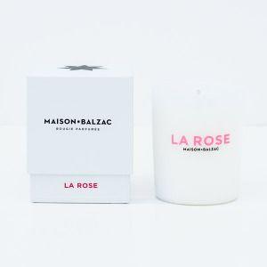 La Rose Candle (large) / The Depot & Co.