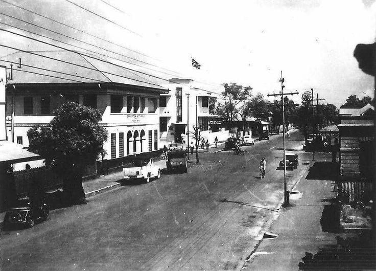 Smith Street 1940