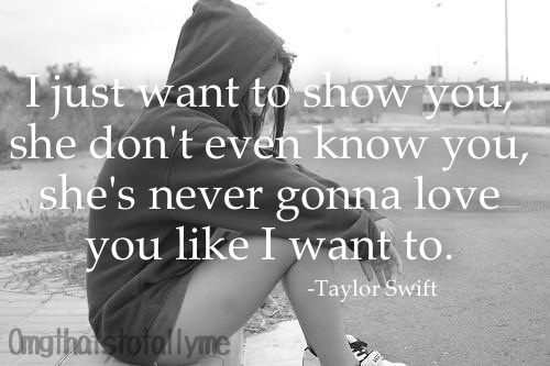 Invisible - Taylor Swift