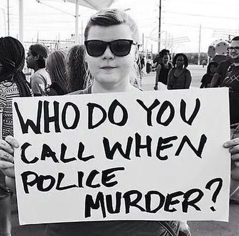 Question of the day. ..Police