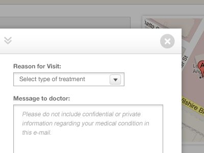 Nice & Clean Dialog, with a form. Via: http://drbl.in/ebFF #ui #dialog #modal #form #design #webdesign #graphic