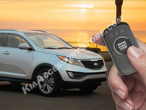 more details - 2011-16 kia sportage remote start  put an end to starting  your drive in a freezing cold car (or a hot one!) with this …