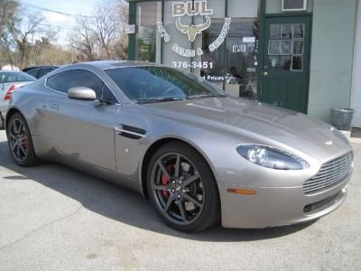 2007 Aston Martin http://www.iseecars.com/used-cars/used-aston-martin-for-sale
