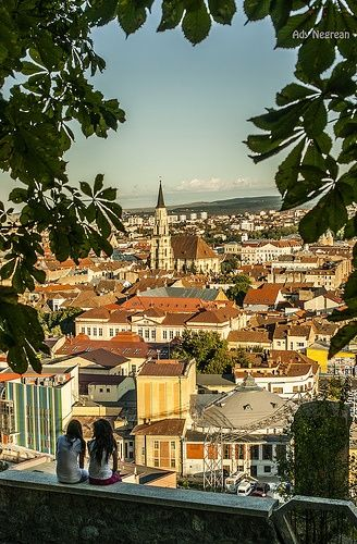 Cluj, the most beautiful town in Transylvania. I love Cluj!